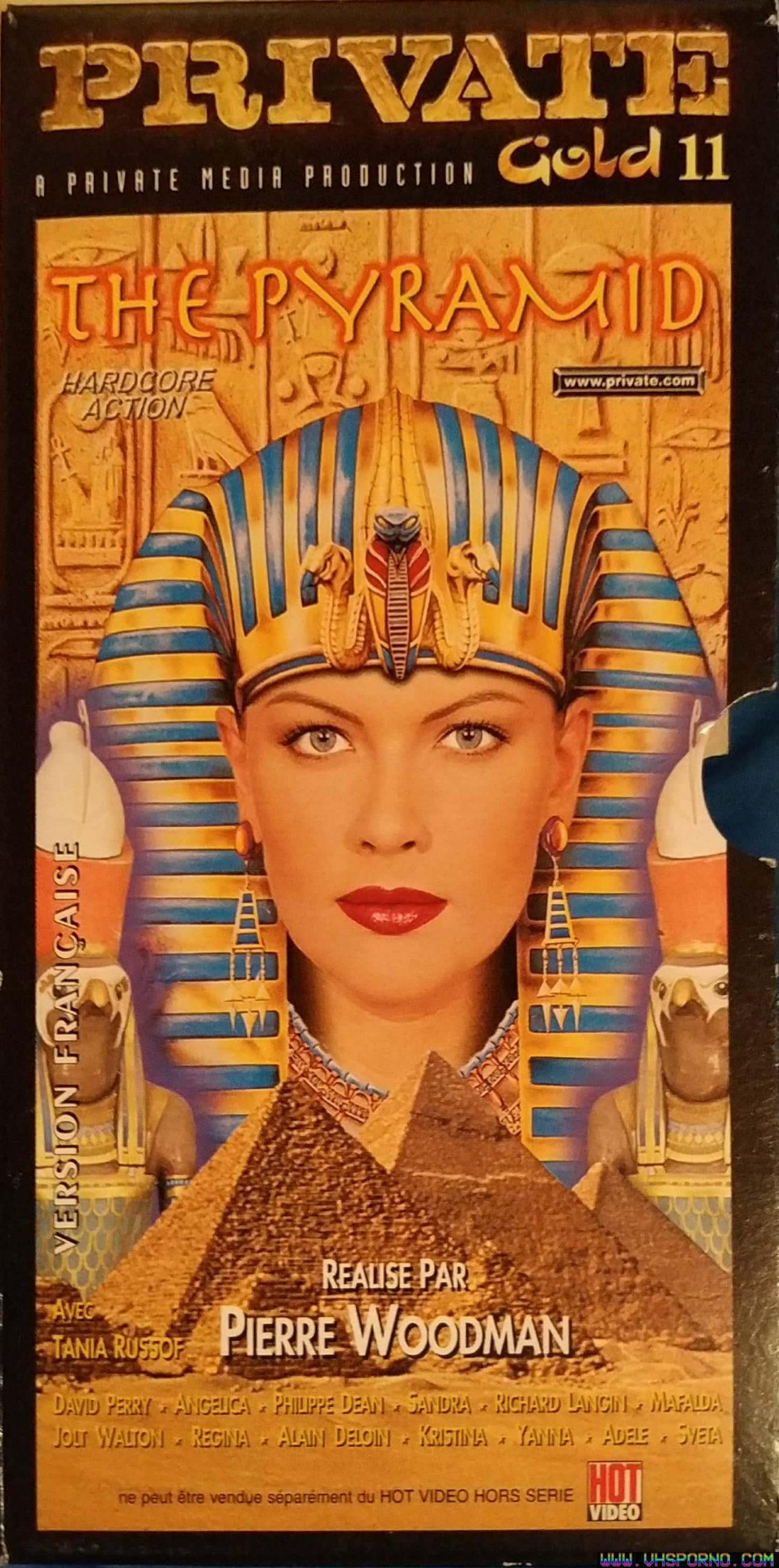 Pochette de Chronique de The Pyramid 1 • Sur VHS Porno - Le X c'était mieux avant